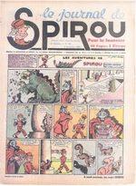 Le journal de Spirou 77