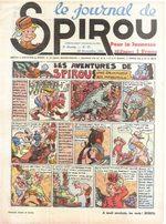 Le journal de Spirou 84