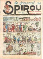 Le journal de Spirou 92