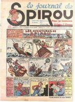 Le journal de Spirou 95