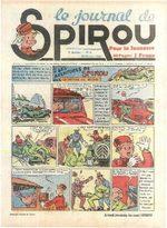 Le journal de Spirou 98
