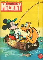 Le journal de Mickey 144 Magazine