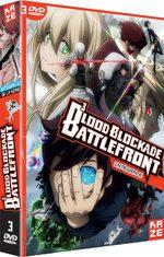 Blood Blockade Battlefront 1 Série TV animée