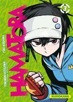 Hamatora 3 Manga