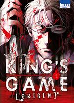 King's Game Origin T.5 Manga