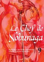 Le Chef de Nobunaga # 9