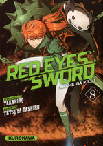 Red Eyes Sword - Akame ga Kill ! 8