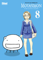 Moyasimon 8 Manga
