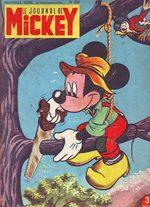 Le journal de Mickey 203 Magazine