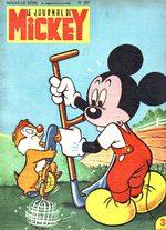 Le journal de Mickey 207 Magazine
