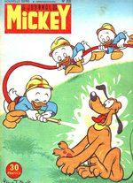 Le journal de Mickey 208 Magazine
