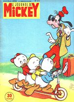Le journal de Mickey 211 Magazine