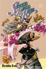 Jojo's Bizarre Adventure - Steel Ball Run 21 Manga