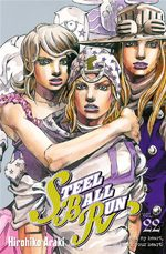Jojo's Bizarre Adventure - Steel Ball Run 22