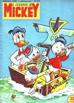 Le journal de Mickey 216 Magazine
