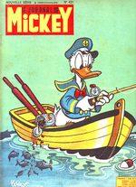 Le journal de Mickey 431 Magazine