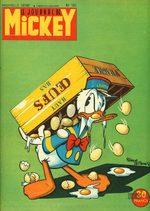 Le journal de Mickey 154 Magazine