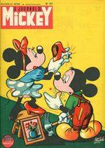 Le journal de Mickey 157 Magazine