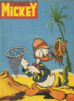 Le journal de Mickey 160 Magazine