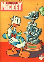Le journal de Mickey 161 Magazine