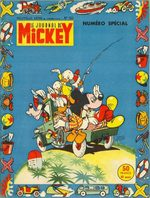 Le journal de Mickey 162 Magazine