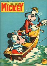 Le journal de Mickey 165 Magazine