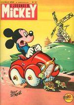 Le journal de Mickey 167 Magazine