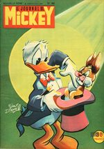 Le journal de Mickey 168 Magazine
