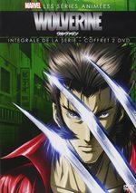 Wolverine (Marvel anime) 1 Série TV animée
