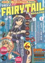 Fairy Tail Magazine 8 Magazine