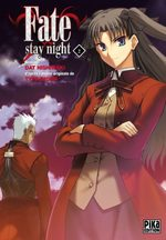 Fate Stay Night 2 Manga