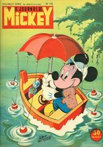 Le journal de Mickey 172 Magazine