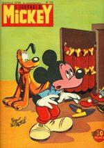 Le journal de Mickey 173 Magazine