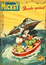 Le journal de Mickey 175 Magazine