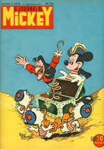 Le journal de Mickey 179 Magazine