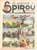 Le journal de Spirou 101