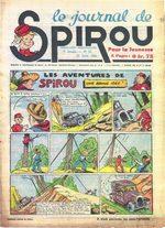 Le journal de Spirou 123