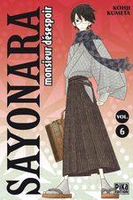 Sayonara Monsieur Désespoir 6 Manga
