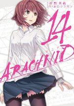 Arachnid 14 Manga