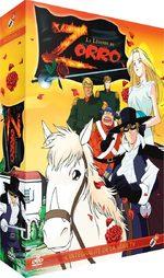 La Légende de Zorro 1 Série TV animée