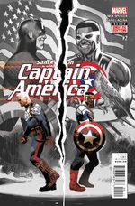 Sam Wilson - Captain America # 2