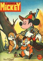 Le journal de Mickey 181 Magazine