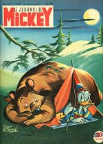 Le journal de Mickey 182 Magazine