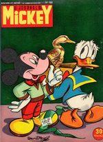 Le journal de Mickey 188 Magazine