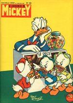 Le journal de Mickey 189 Magazine