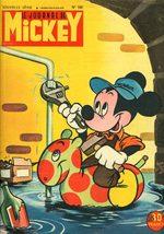 Le journal de Mickey 190 Magazine