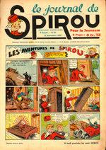 Le journal de Spirou 127