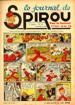 Le journal de Spirou 134