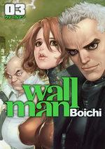 Wallman 3 Manga