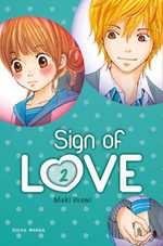 Sign of Love T.2 Manga
